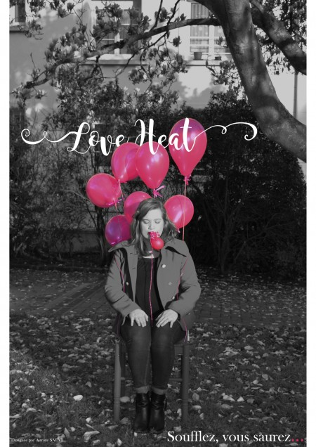 Love Heat par Aurore Salvi