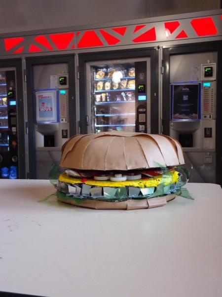 Chemical Burger- Babin Tamara A1A